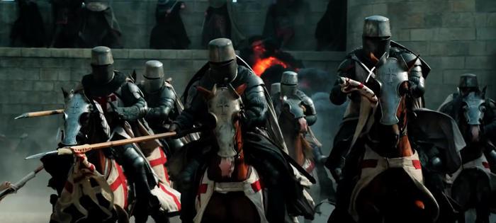 Knightfall knights templar