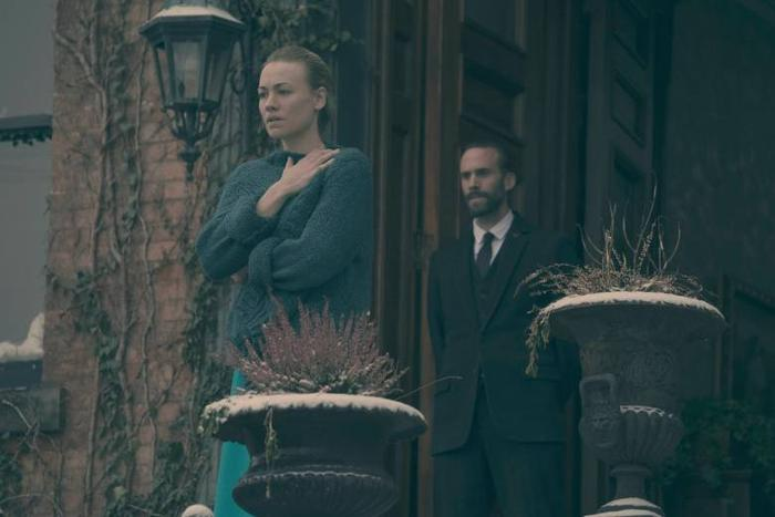 The Handmaid's Tale Waterfords