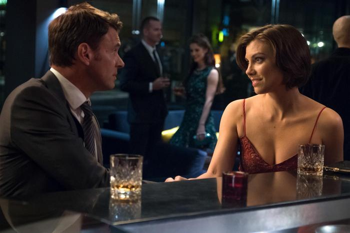 Whiskey Cavalier, season 1, Scott Foley, Lauren Cohan