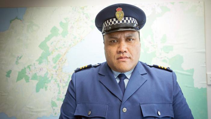 Wellington Paranormal, Sergeant Maaka, Maaka Pohatu