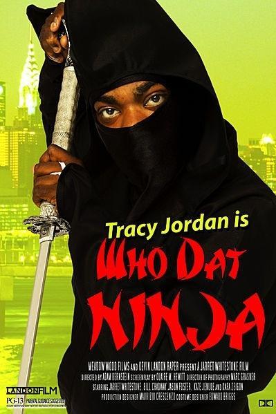 Who dat ninja