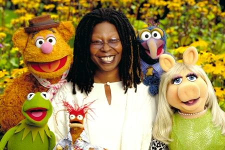 Whoopi Goldberg It's a Very Merry Muppet Christmas Movie