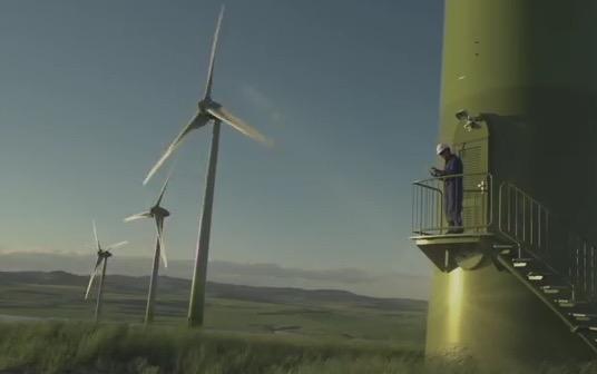 Win turbines