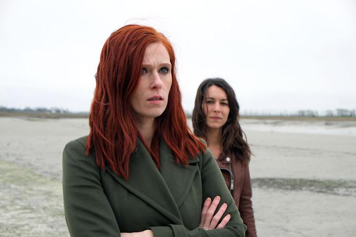 Witnesses - Audrey Fleurot and Marie Dompnier