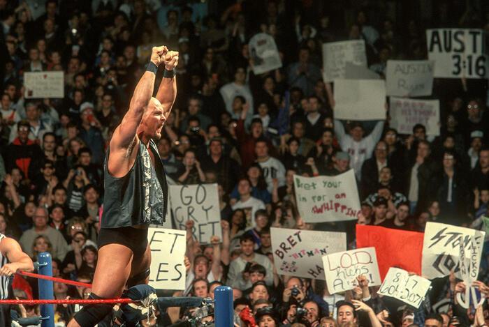 WWE Legends - Steve Austin