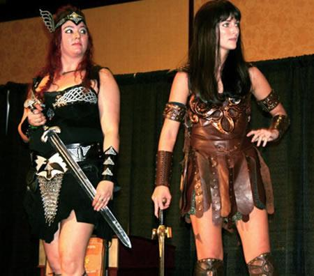 xena fans convention
