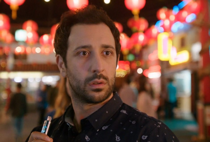 You're The Worst, Desmin Borges