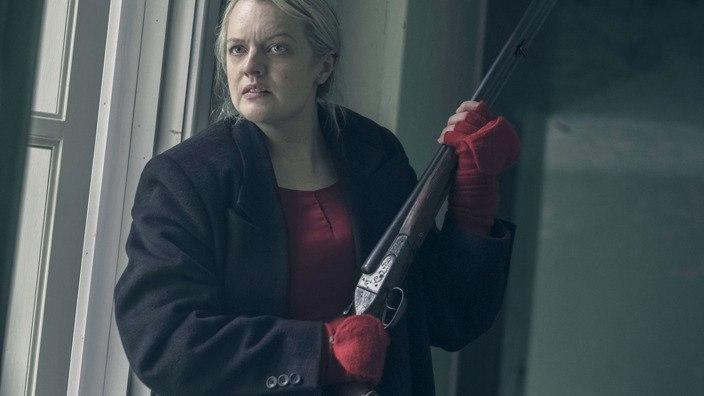 Image result for handmaid's tale season 3 super bowl
