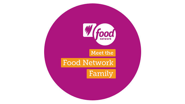 Meet The Food Network Family Guide