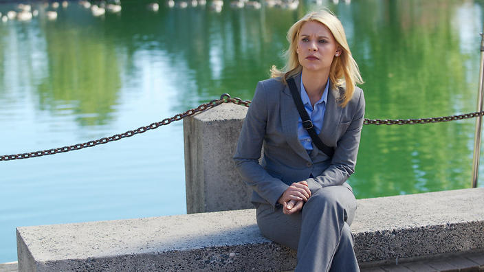 How 'Homeland' became a pioneer in the portrayal of mental