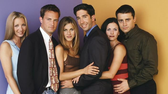 is friends still the most popular show on tv guide