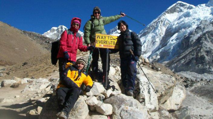U0026 39 What We U0026 39 Re Doing Is Crazy U0026 39   How Sherpas Helped Me Survive
