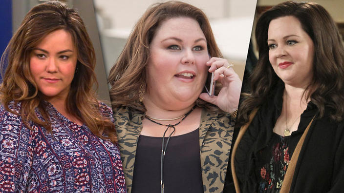 The evolution of fat women on TV | Guide