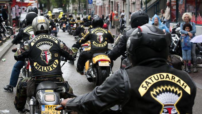 5 things you should know about being in a Dutch outlaw biker gang