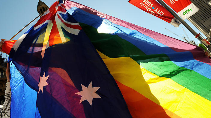 Homosexual rights australia time