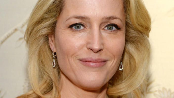 Gillian Anderson was offered half of David Duchovny's pay ...