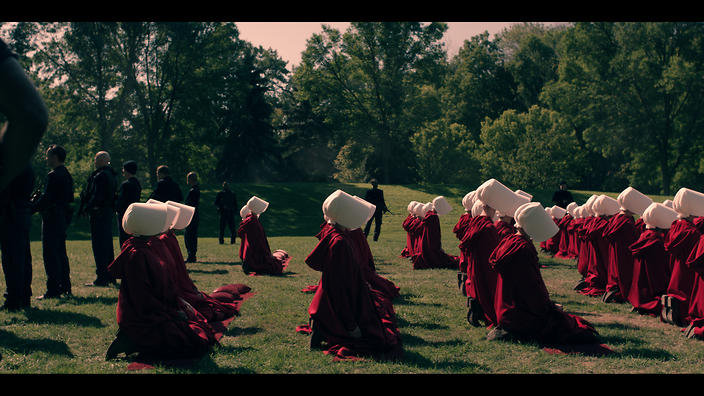 the oppression of language in the novel the handmaids tale by margaret atwood Oppression in the handmaid's tale in margaret atwood's novel the handmaid's tale, atwood creates an oppressed society in which she critiques the role of oppression in everyday culture.