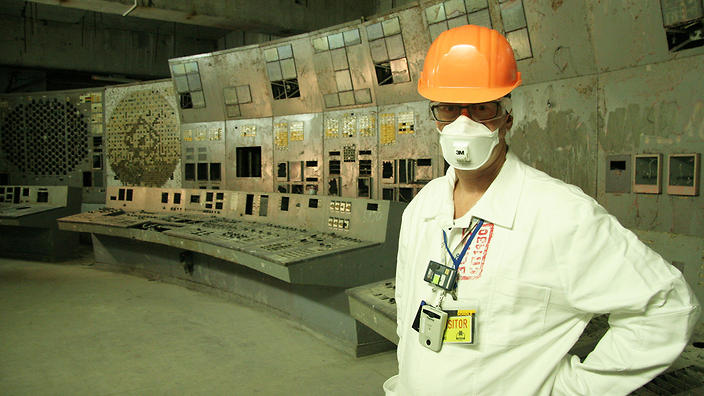 Building Chernobyl's Mega Tomb' shows the danger is far from over