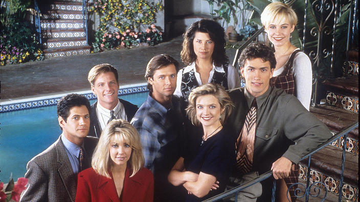 Image result for tv series 'Melrose Place'