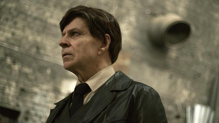 Georg Nikoloff in Moscow Noir