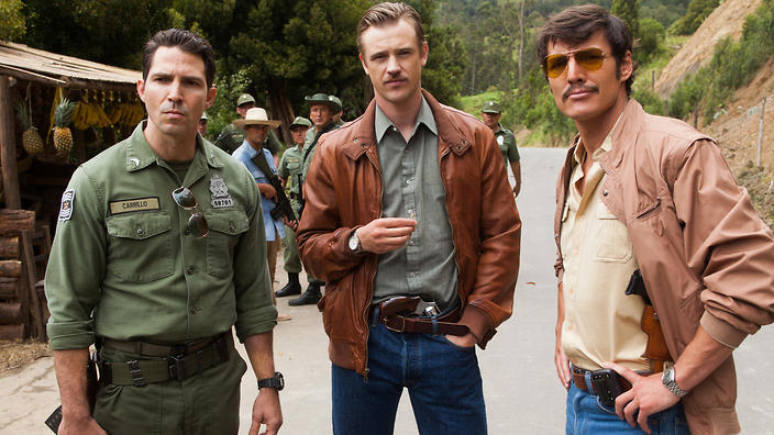 Narcos | 25 Highest Rated TV Shows of All-Time | Popcorn Banter