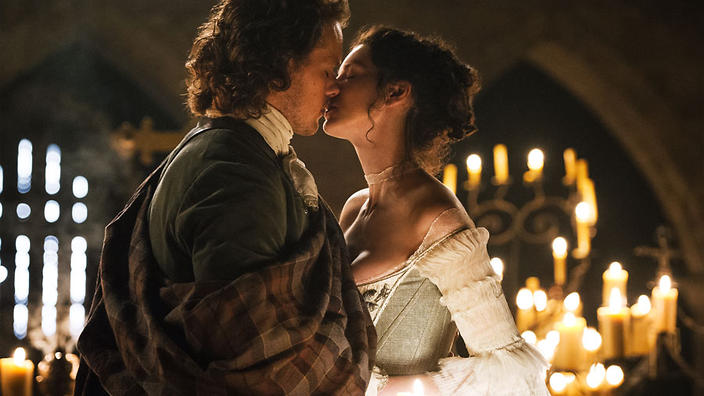 time travel  passion  and kilts  why you absolutely must watch outlander