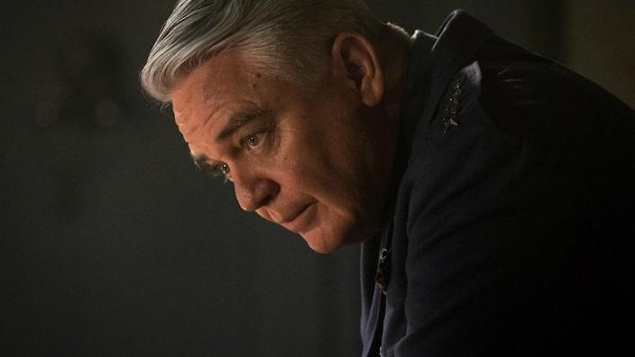 Project Blue Book, Michael Harney