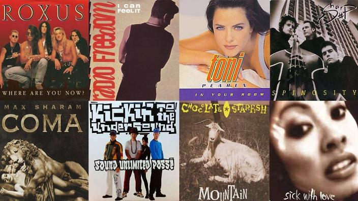 20 Australian hits from the '90s you completely forgot about