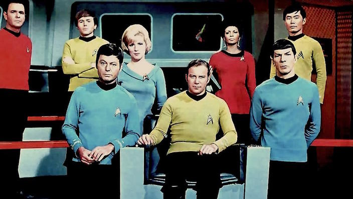 Star Trek Kristallwesen