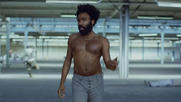 Childish Gambino has Twitter shook with new music video