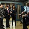 Brooklyn Nine-Nine Andy Samberg Amy Santiago Stephanie Beatriz Terry Crews