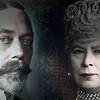 King George V Queen Mary