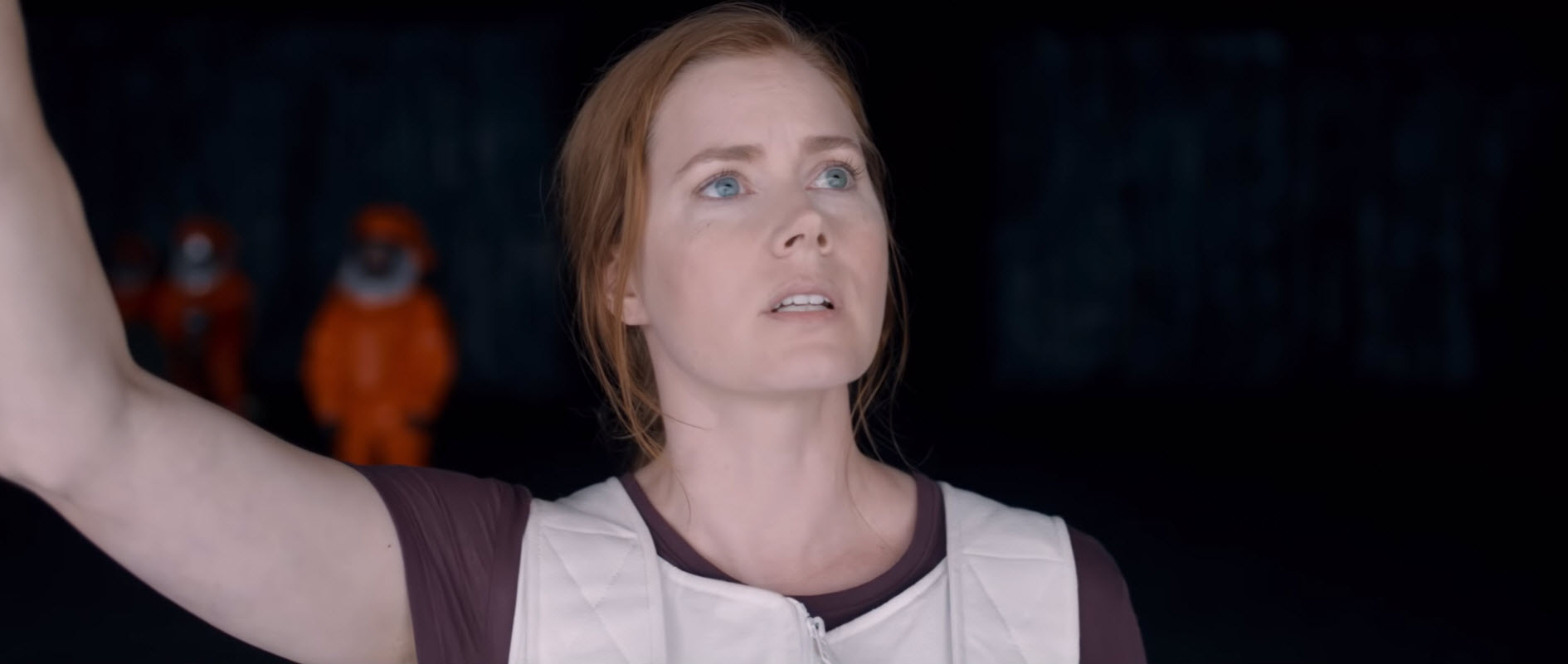 Amy Adams negotiates with aliens in 'Arrival' trailer ...