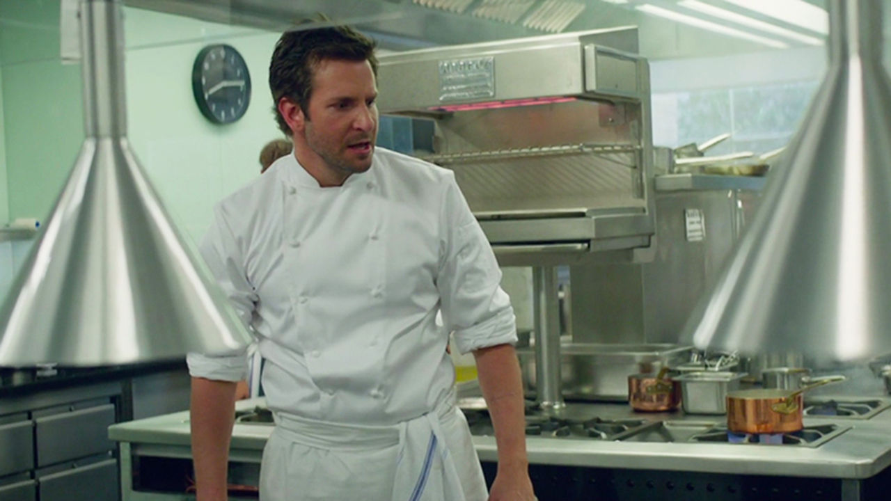 Watch Bradley Cooper As A Troubled Chef In Burnt Trailer