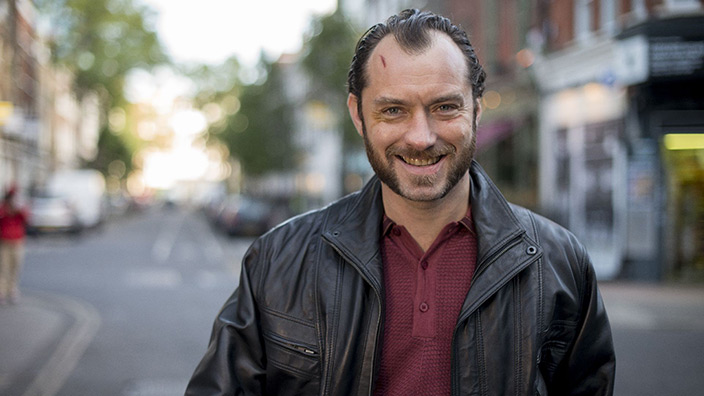 Jude Law on the challenge of playing outrageous ex-con