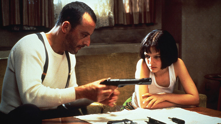 Leon The Professional Review Sbs Movies