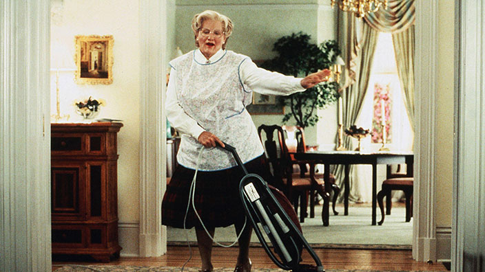 Mrs Doubtfire House In San Francisco Targeted By Arsonist Movie