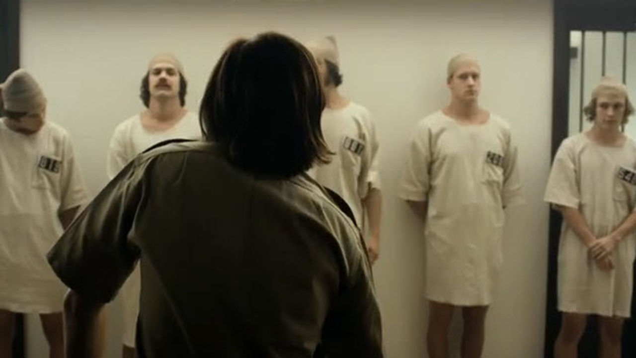Watch College Students Turn Violent In The Stanford Prison Experiment Trailer Movie News