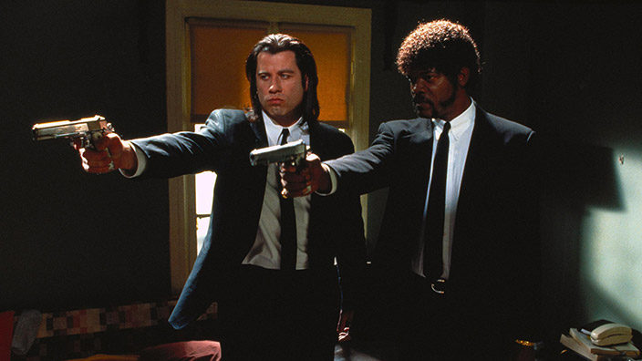 pulp fiction meaning
