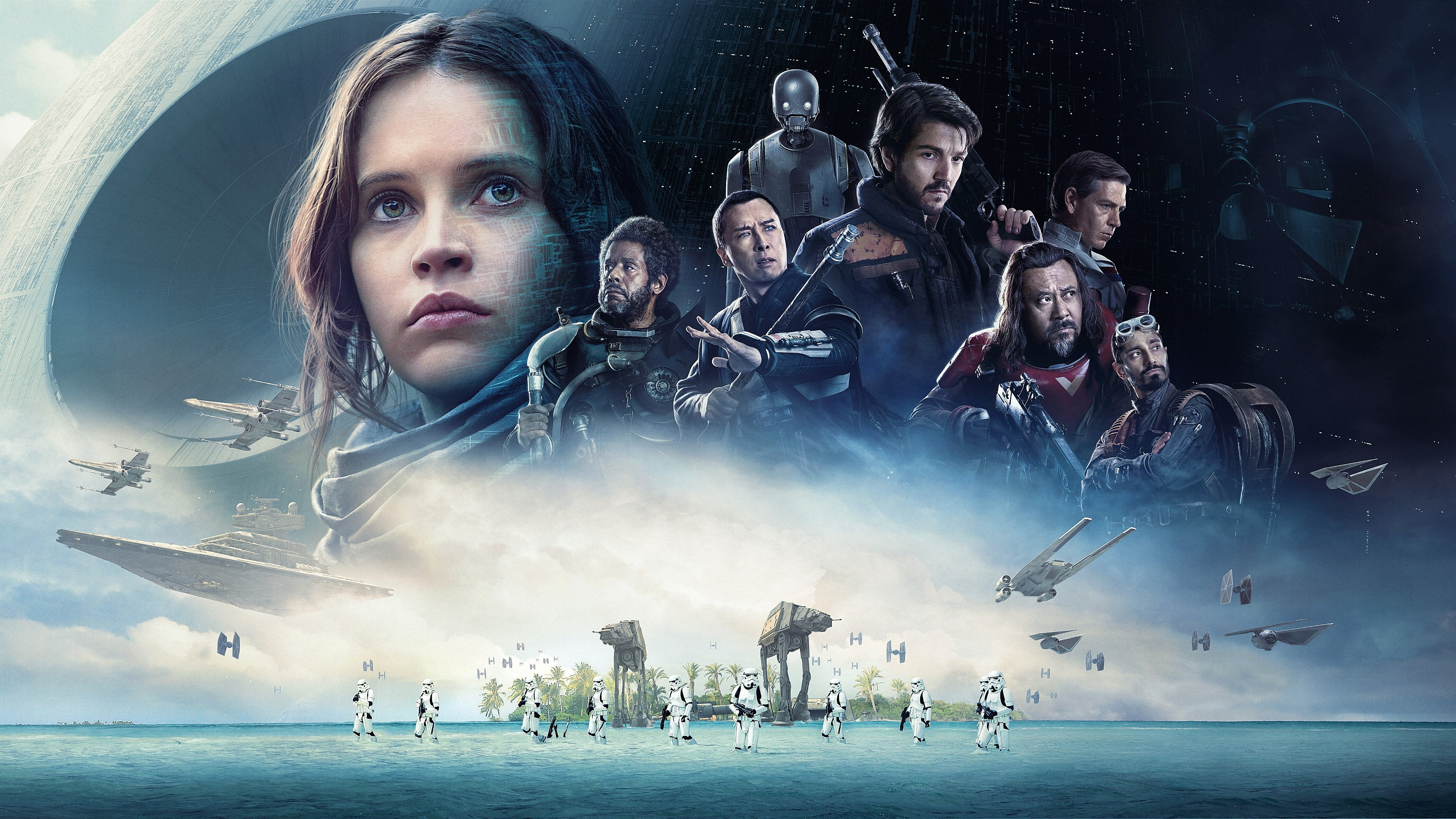 a plot review of the film star wars as a mythology Gareth edwards' take on a first-of its-kind star wars movie can felicity jones channel the force into this standalone adventure or will this spin-off be reduced to stardust.