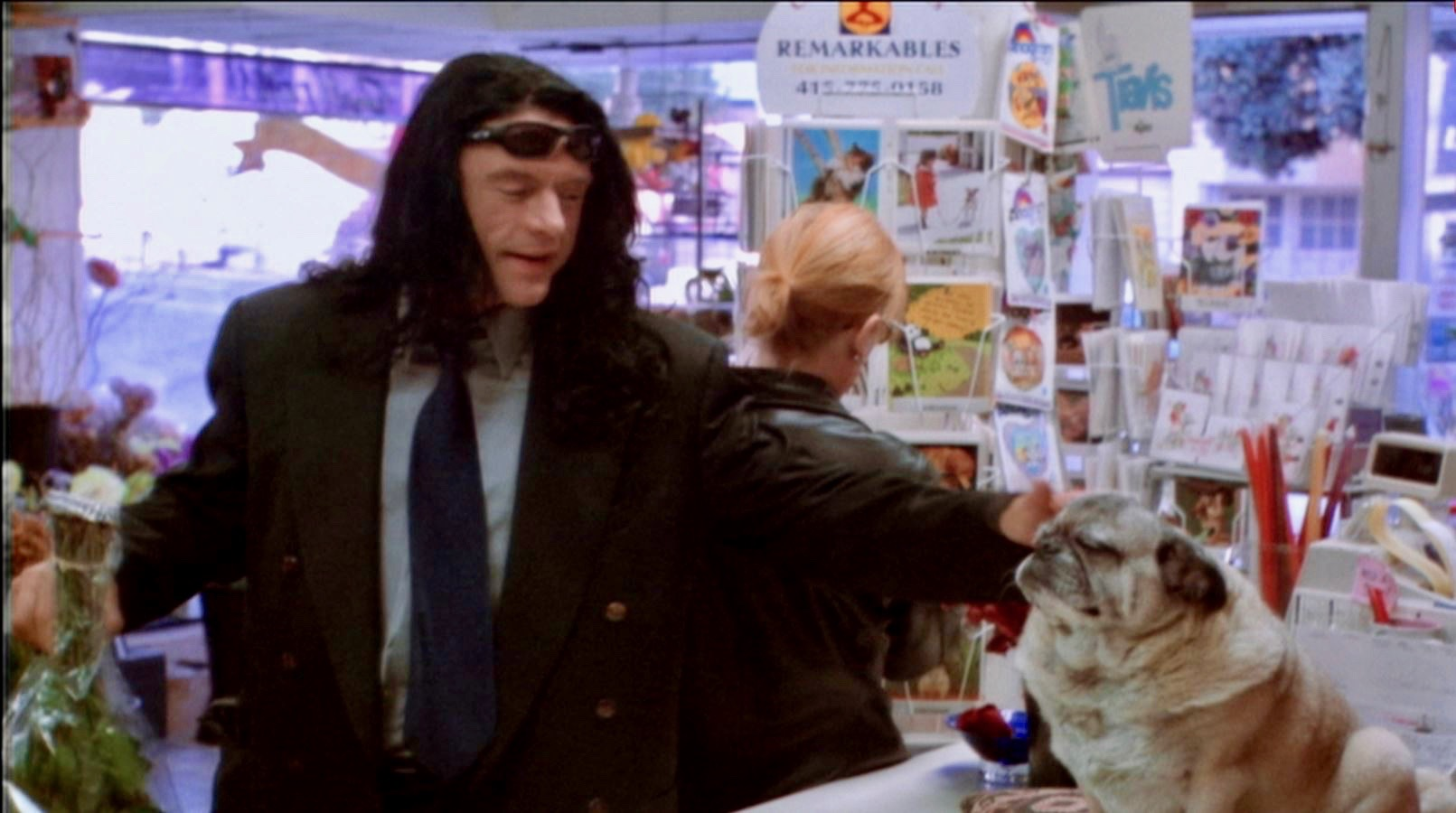 The one scene that perfectly captures the baffling beauty of 'The Room'    Movie News   SBS Movies