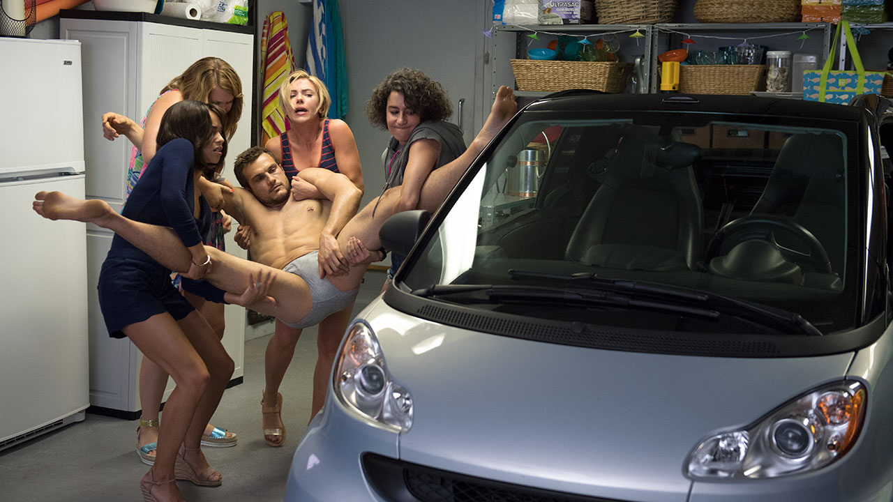 Image result for Rough night movie scenes