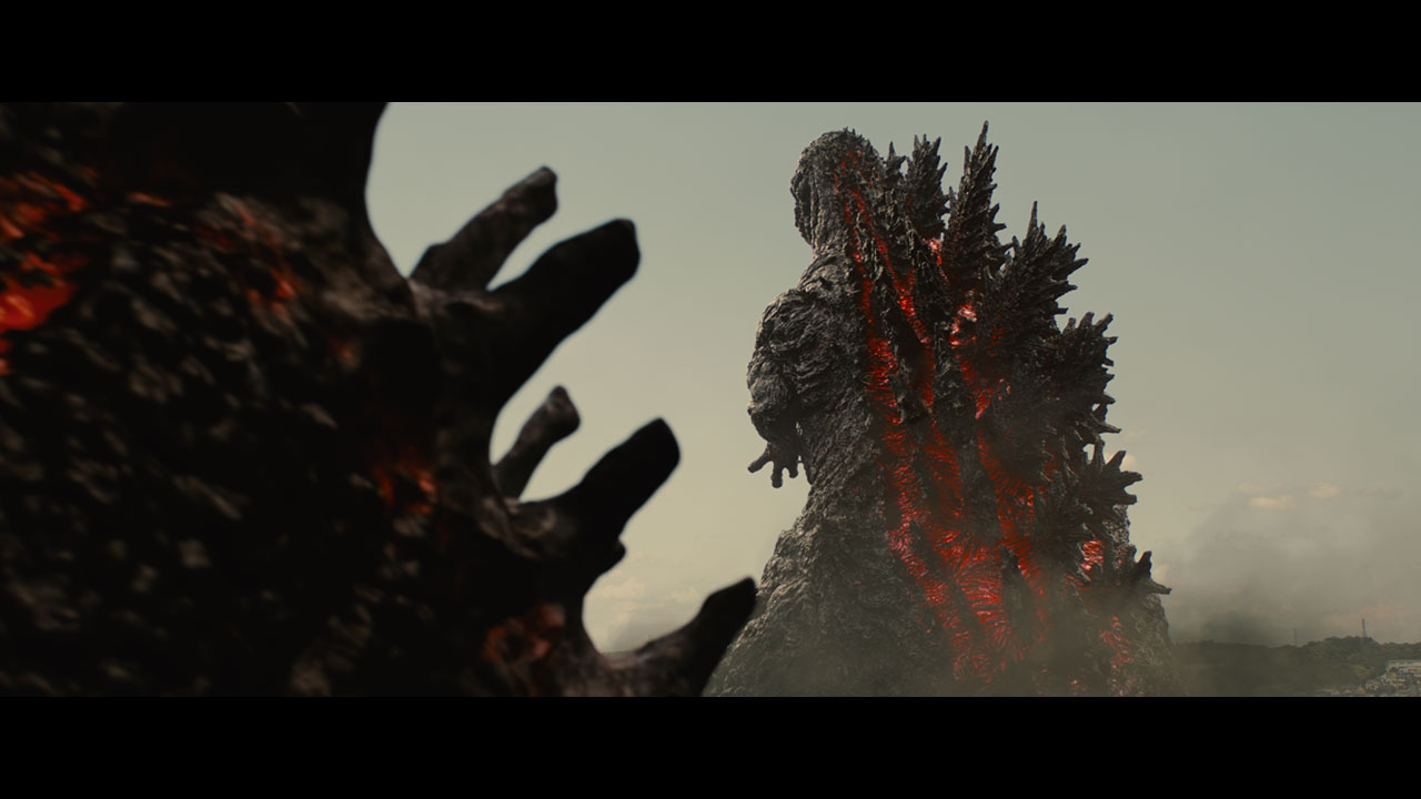 godzilla resurgence a monster movie in touch with the
