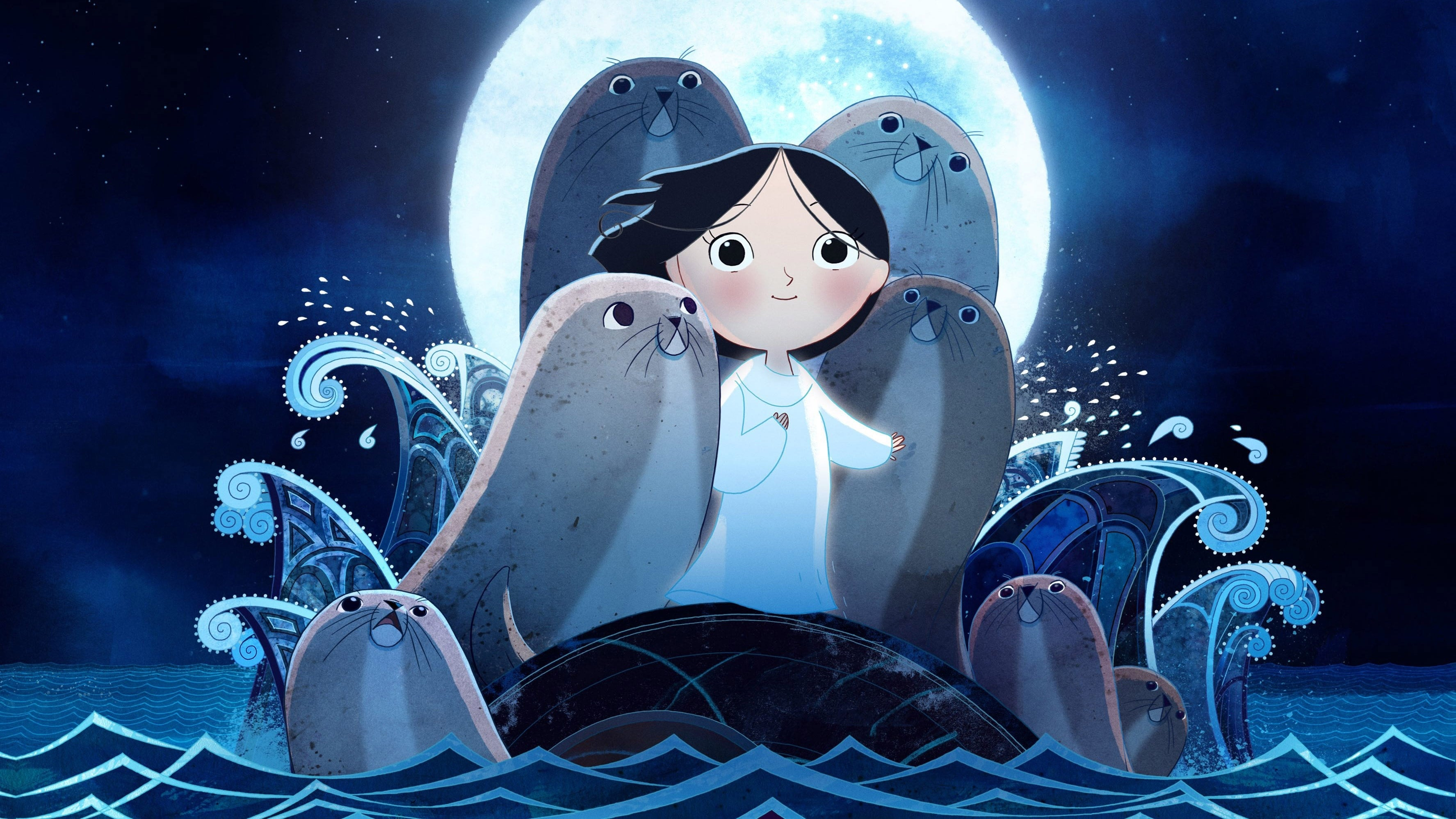 Song Of The Sea Gorgeously Animated Secret Of Kells Follow Up Movie News Sbs Movies