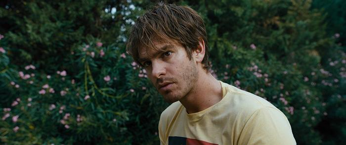 Under the Silver Lake, Andrew Garfield