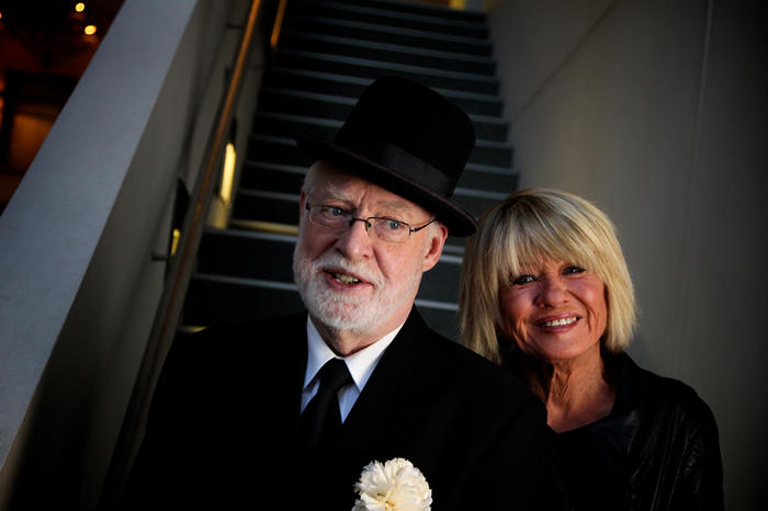 David Stratton and Margaret Pomeranz