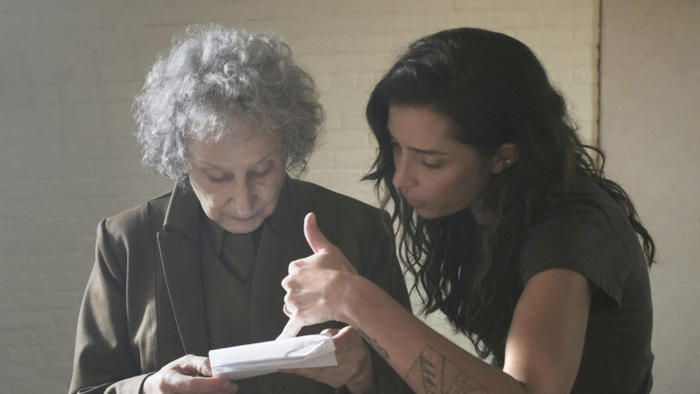 Behind the scenes of The Handsmaid's Tale with Margaret Atwood and Reed Morano