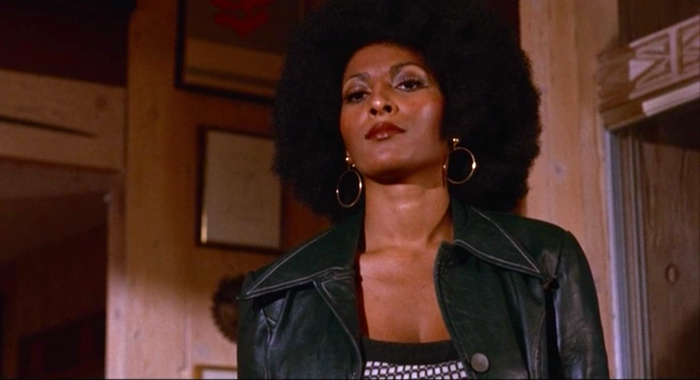 Foxy Brown, Pam Grier