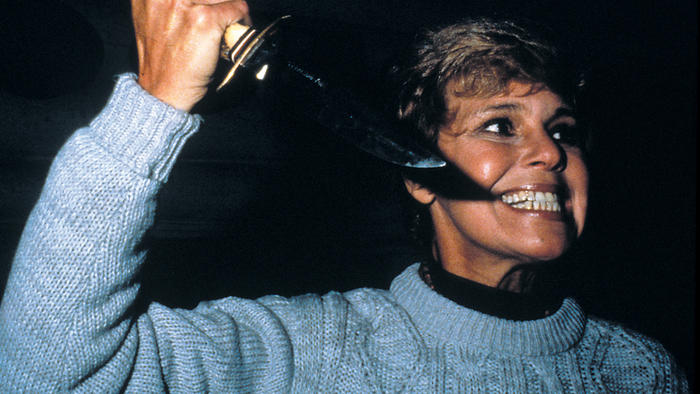 Friday the 13th Mrs Voorhees