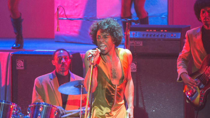 Chadwick Boseman in 'Get On Up'